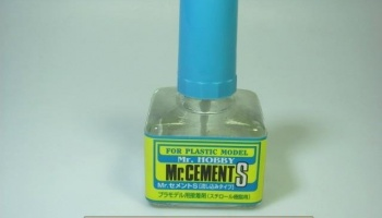 Mr.Cement S 40ml - Mr.Cement S - Gunze