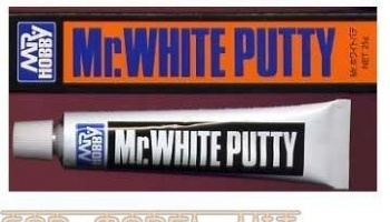 Mr White Putty - Bílý tmel - Gunze