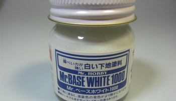 Mr.Base White 1000 40ml - Gunze