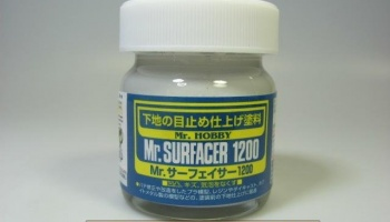 Mr.Surfacer 1200 - Stříkací tmel 40ml - Gunze