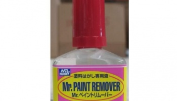 Mr.Paint Remover - Čistič - Gunze