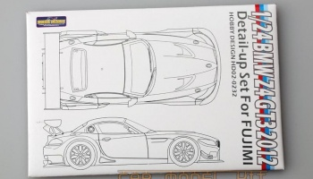 BMW Z4 GT3 2012 For F - Hobby Design