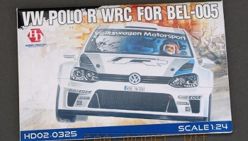 VW POLO R WRC For BEL-005 - Hobby Design