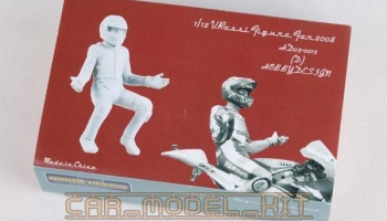 V.Rossi Figure (D) For 2008 - Hobby Design