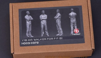 MR.WALKER For F-F (B) 1/18 - Hobby Design