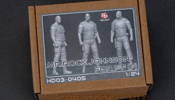 MR.ROCK JOHNSON For F-F (F) - Hobby Design