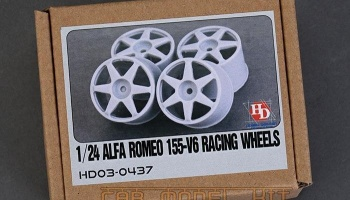Alfa Romeo 155 - V6 Racing Wheels - Hobby Design