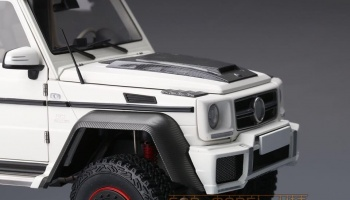 Brabus Mercedes-BENZ G63 6X6 Detail-up Set For AUTO 6X6 1/18 - Hobby Design