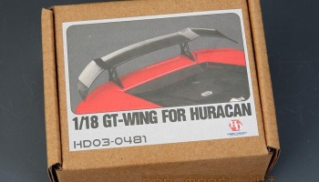 GT-WING For Huracan 1/18 - Hobby Design