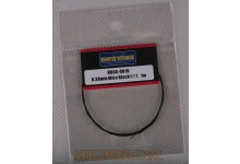 Drát 0.38mm Wire (Black) 1m - Hobby Design