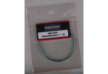 Drát 0.38mm Wire (Blue) 1m - Hobby Design