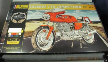 Laverda 750 Competition - Heller