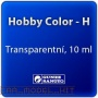 Hobby Color H 093 - Clear Blue - Transparentní modrá - Gunze