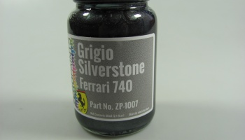 Grigio Silverstone for Ferrari - Zero Paints