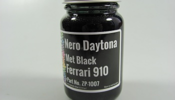 Ferrari Nero Daytona - Zero Paints