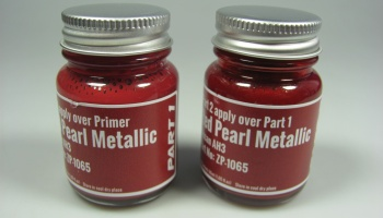 Nissan Red Pearl Metallic - Zero Paints