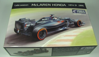 McLaren Honda MP4-31 2016 Late season - Ebbro