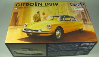 Citroen DS19 - Ebbro