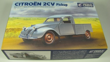 Citroen 2CV Pick Up - Ebbro