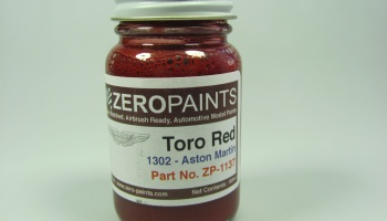 Aston Martin Toro Red - Zero Paints