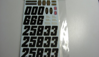 Lotus 72D JPS 1972 Option - Tabu Design