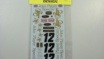 Lotus 72D 1973 Option - Tabu Design