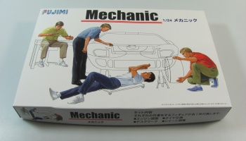 Mechanic - Fujimi