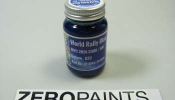Subaru - World Rally Blue 02C - Zero Paints