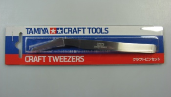 Craft Tweezers - Tamiya