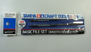 Basic File Set - Tamiya