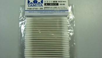 Craft Cotton Swab - Tamiya