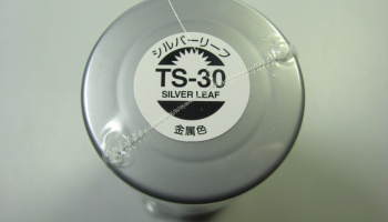 Spray TS30 Silver Leaf - Tamiya