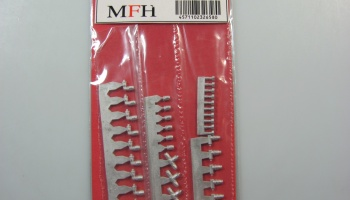 Metal Joint Set A 1/12 - Model Factory Hiro