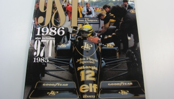Lotus 98T - Model Factory Hiro