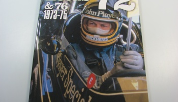 Lotus 72 1973-75 - Model Factory Hiro