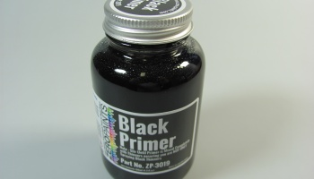 Black Primer Micro Filler 120ml - Zero Paints