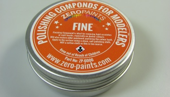Polishing Compound Fine 60g - Zero Paints