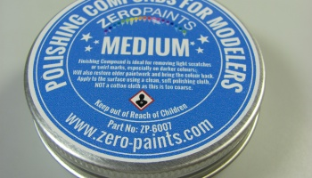 Polishing Compound Medium 75g - Zero Paints