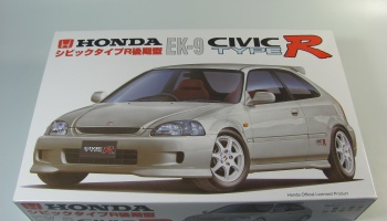 Honda Civic Type R - Fujimi