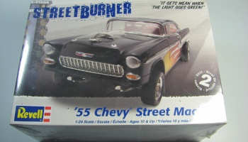 Chevy Street Machine 1955 - Revell