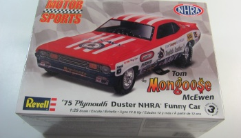 Plymouth Duster NHRA - Revell