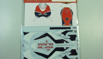 Honda RC213V Line Decal - Studio27