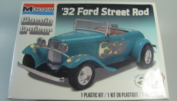 Ford Street Rod - Revell Monogram