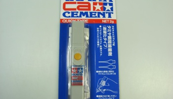 Cement Quick Type - Tamiya