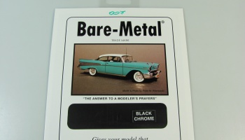 Black Chrome - Bare Metal