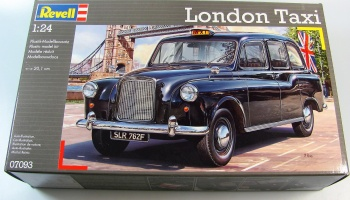 London Taxi - Revell