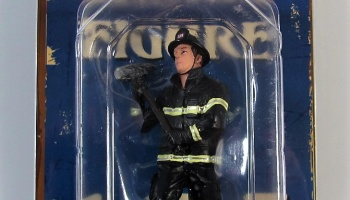 Fire Fighter - American Diorama