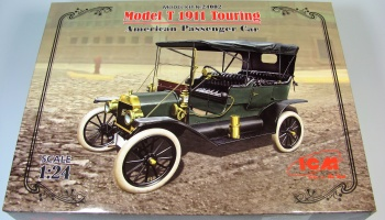 Ford T 1911 Touring - ICM