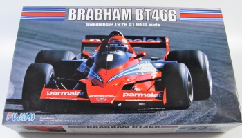 Brabham BT46B N.Lauda Swedish GP - Fujimi