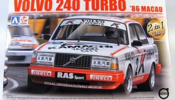 Volvo 240 Turbo 86 Macau Guia Race Winner - Beemax